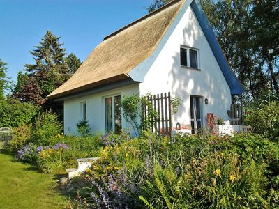Photo for Thatched Cottage - Thatched Cottage in Small Fishing Village