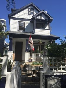 Photo for Lovely Craftsman style home in the heart of Coronado Village
