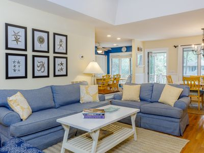 Photo for Inlet Cove Cottage - Pet Friendly - Close to Beach - Steps to Pool and River