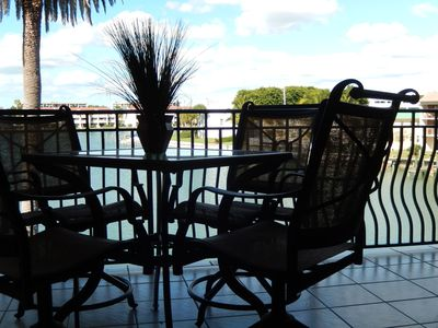 Photo for Cozy Inter-coastal Waterfront 2 bedroom Condo
