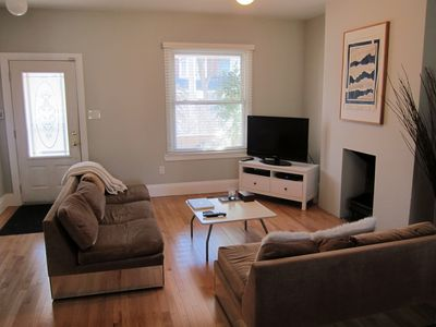 Living room/cable TV