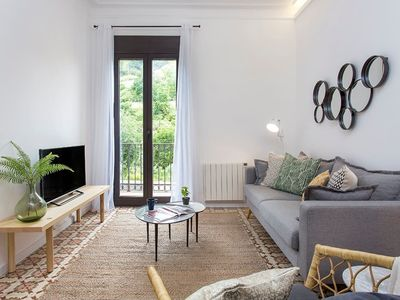 Photo for Spectacular refurbished flat next to Montjuïc park
