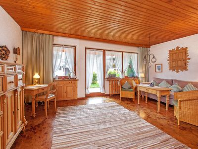 Photo for Lovely furnished and cozy apartment in the Chiemgau Alps
