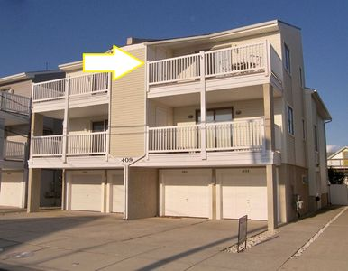 Photo for Close to beach, boards, and Restaurants- 2ND Floor condo - 2 BR/2 bath