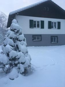 Photo for Holiday apartment Wildhaus for 2 - 4 persons with 2 bedrooms - Holiday apartment