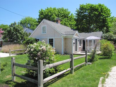Photo for Seaside Cape Cod Escape-Norris Cottage: 3 Minutes to the Beach