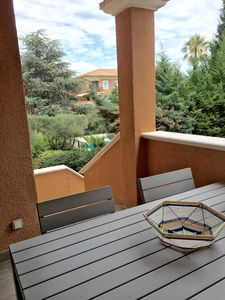 Photo for APARTMENT 2 STEPS FROM PLACE DES LICES IN RESIDENCE WITH SWIMMING POOL AND PARKING
