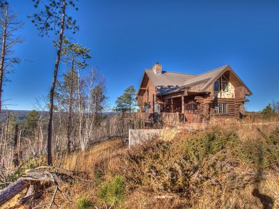 Photo for Stone Lodge-Breathtaking Views minutes from Terry Peak & Black Hills Attractions