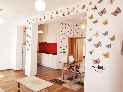 Photo for ☞ NICE & COZY☜ Butterflies in stomach Apartment 80