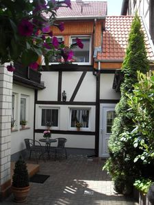 Photo for Apartment Bad Doberan for 1 - 3 people with 1 bedroom - Apartment in one or Mehrfam