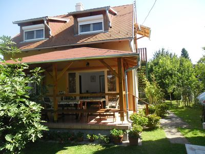 Photo for 4BR House Vacation Rental in Balatonfüred, Balaton