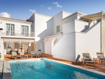 Photo for Modern Villa Costanza, in Istria, with a Pool