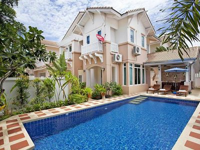 Photo for Holiday house Pattaya for 1 - 8 persons with 4 bedrooms - Holiday home