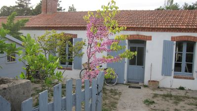 Photo for Noirmoutier island, 200 m to the beach