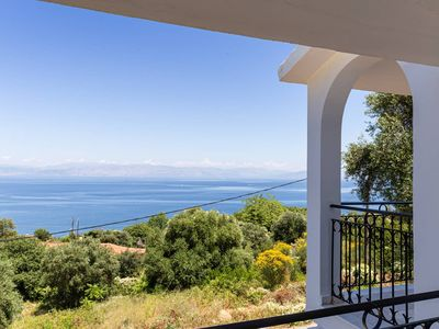 Photo for Ionian Blue Sea View Maisonette 1