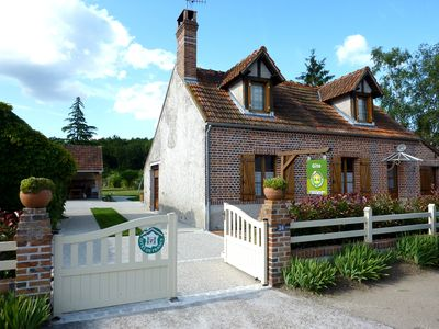 Photo for holiday cottage for rent,  castle of loire valley, Sologne