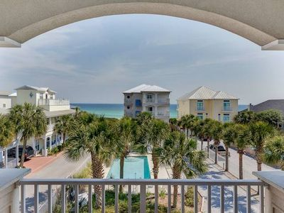 Photo for Spacious Gulf Side Condo with Amenities Galore ~ In Beautiful Seagrove Beach!