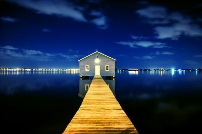 The Boat House - walking distance from the apartment.