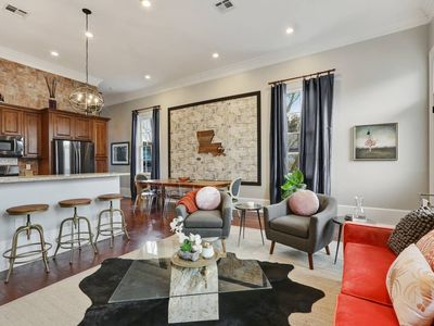 Photo for Authentic Upscale Home, near French Quarter