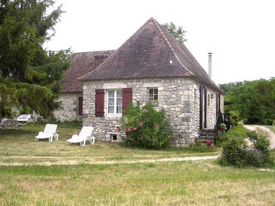 Photo for 4BR Cottage Vacation Rental in Douzains, Nouvelle-Aquitaine