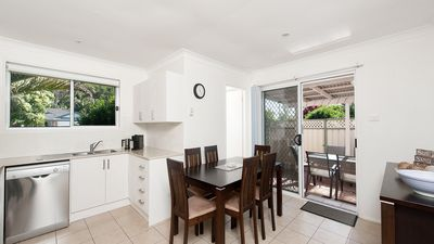 Photo for Family Friendly Beach house 850 metres from the water front at Fingal Bay Beach