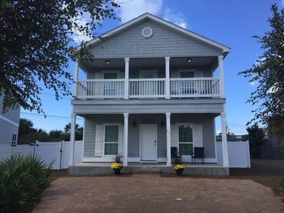 Photo for NEW!! Charming Home in Inlet Beach @30A  & Rosemary