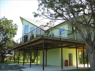 Photo for Frio River,Upscale Furnished Home, Birdwatcher's Paradise
