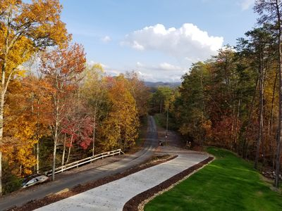 Beautify Fall Colors! What a View!