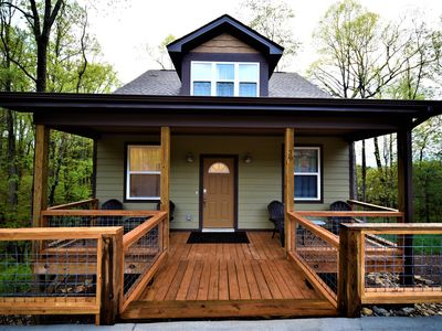 Photo for New Asheville Craftsman Minutes From Downtown