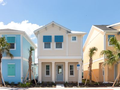 Photo for 8048 Dreamsicle Drive: 2 BR / 2 BA home in Kissimmee, Sleeps 6