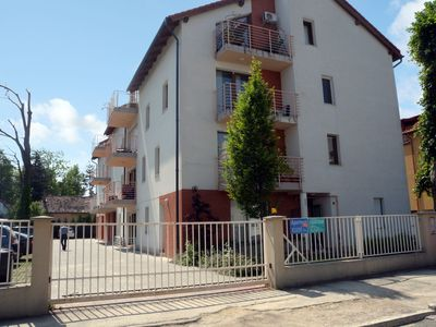Photo for Holiday apartment with indoor pool, sauna and only 100 meters from the beach