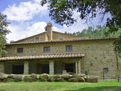 Photo for Villa in Monterchi with 6 bedrooms sleeps 12