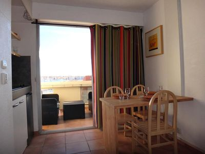 Photo for Agathéa Residence - 2 Rooms 5 Persons Conditioning