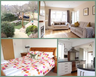 Photo for Detached Family Home with Parking & Gardens, Sleeps 8 (SJP)