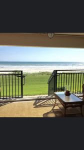 Photo for Ground Floor Oceanfront Condo on No-Drive Beach