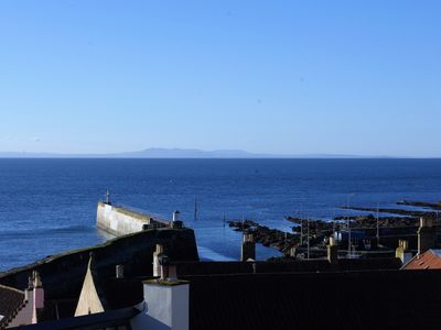 Photo for Kittiwake Apartment, Pittenweem - stunning Sea Views in picturesque village.