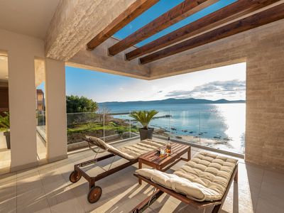 Photo for Beautiful Villa Salis, in Dalmatia, near the Sea