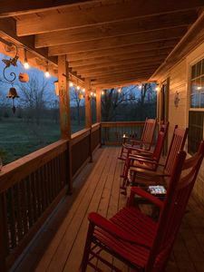 Photo for 2BR Cottage Vacation Rental in Rising Fawn, Georgia
