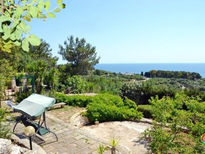 Photo for Seaview Villa Azzurra Near The Sea - Natural Regional Park Otranto/Leuca