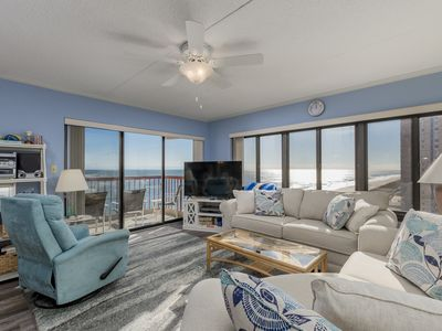 Rainbow 1003 - Newly Renovated! Oceanfront Views & Pool!