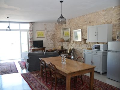 Photo for Comfortable, newly renovated apartment, Bages, Narbonne.