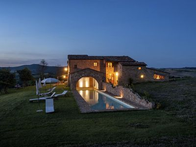Photo for 8 bedroom Villa, sleeps 15 in Zona Pip-Località Fornaci with Pool, Air Con and WiFi