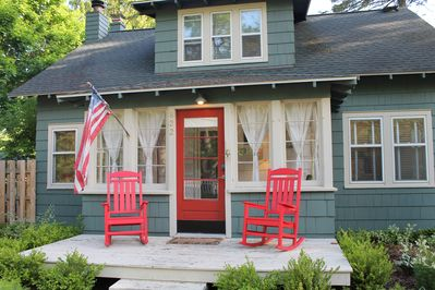 Charming cottage just minutes from downtown.