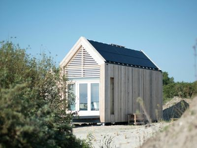 Photo for Detached eco cottage, directly by the water of the Grevelingenmeer