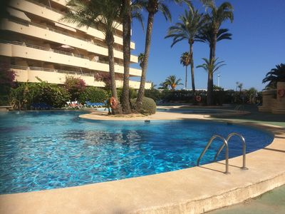 Photo for GREAT APARTMENT WITH SEA VIEW PLAYA FOSSA