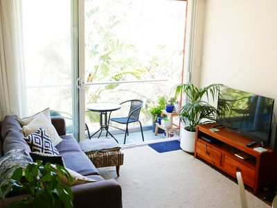 Photo for Awesome, bright, beachside room with parking