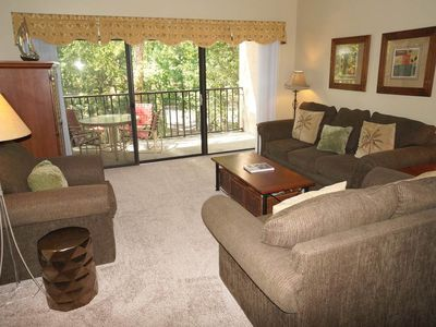 Photo for Village House 210: 2 BR / 2 BA villa in Hilton Head Island, Sleeps 8