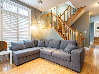 Photo for Downtown Toronto 3BDR Rowhouse Ideal For Families with Garden