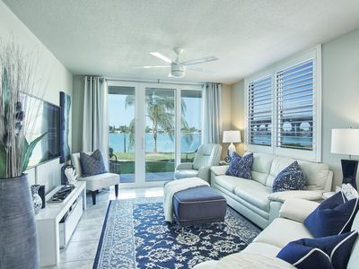 Photo for MAGNIFICENT CONDO WITH SPARKLING WATER VIEWS -SUPERIOR LOCATION WITH ZERO STEPS
