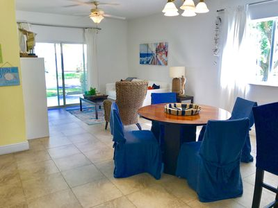 Photo for 2 bed/ 2 baths first floor at Bimini bay resort